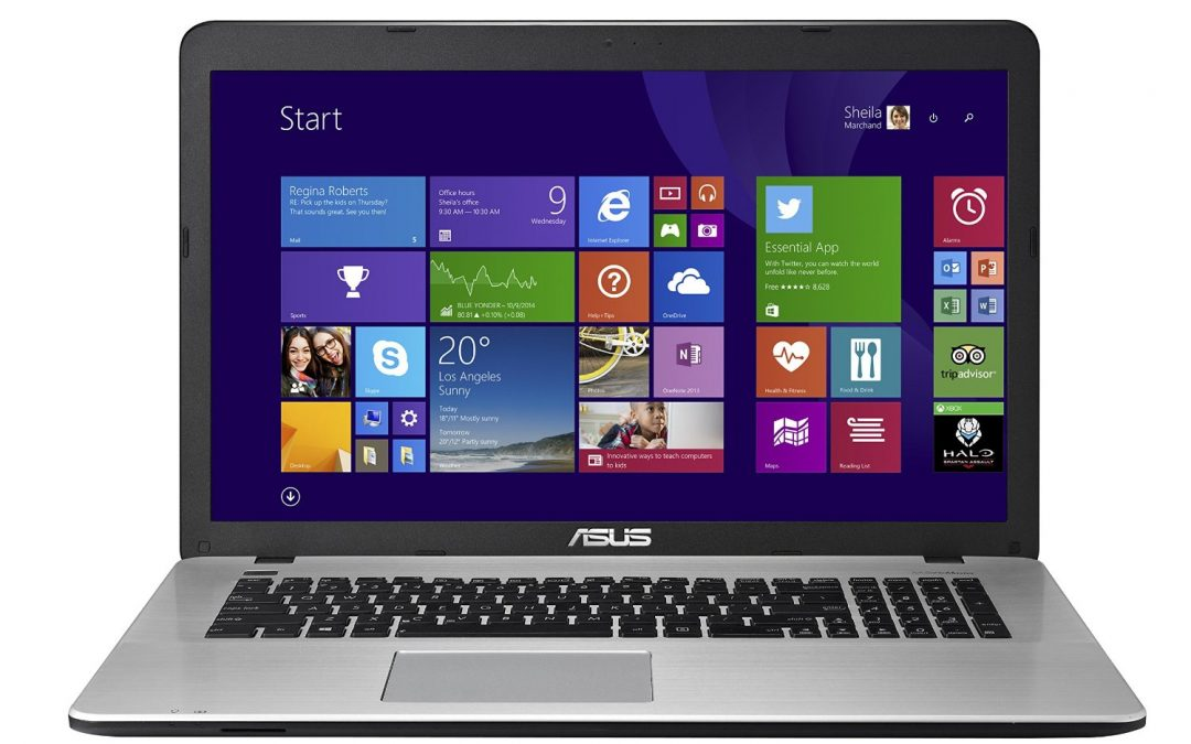 ASUS X751LX-DB71 – Review