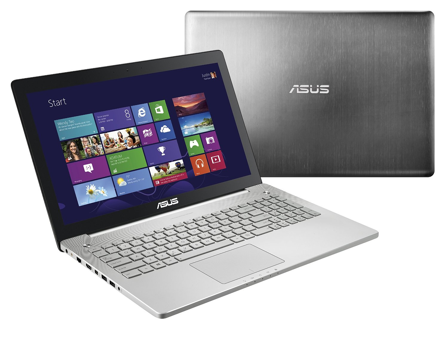 ASUS N550JX-DS71T – Review