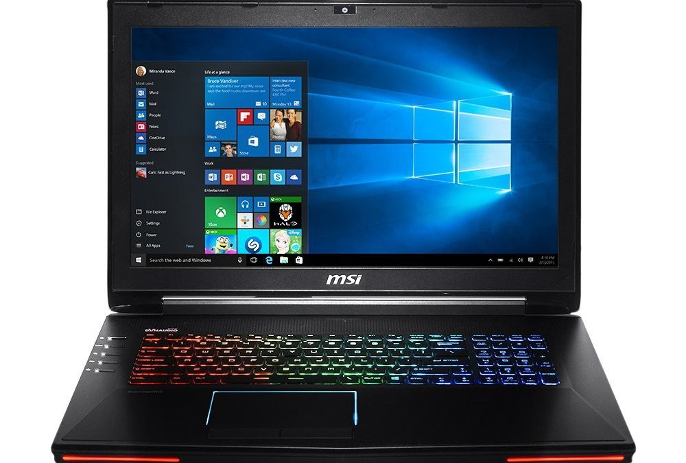 MSI GT72 DOMINATOR G-1668 – Review