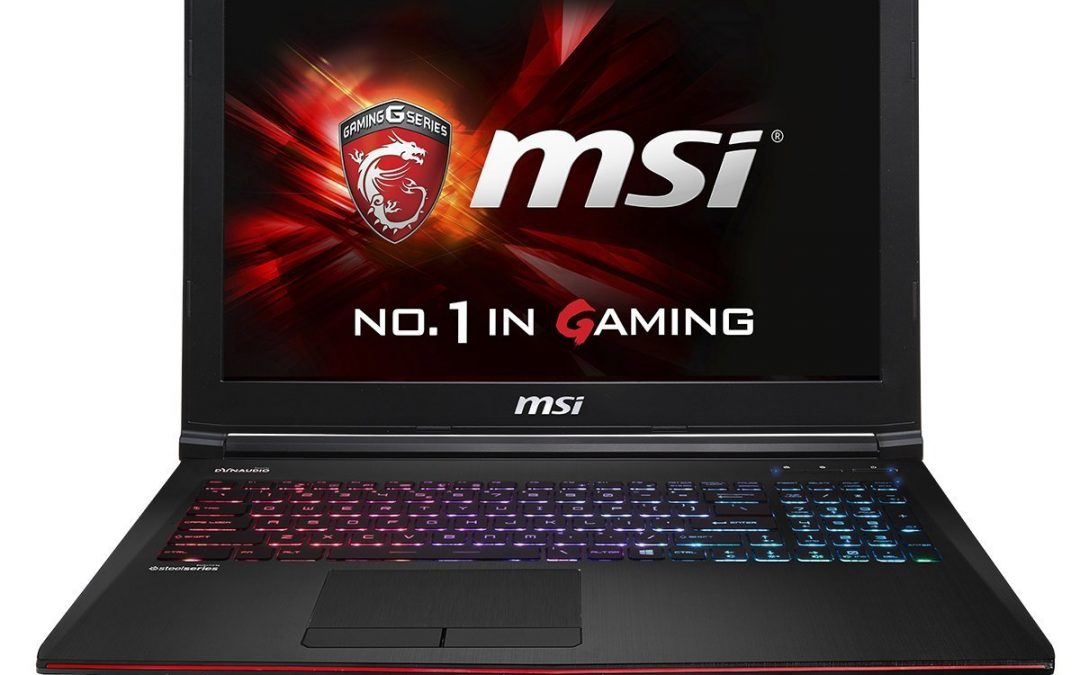 MSI GE62 APACHE PRO-219 – Review