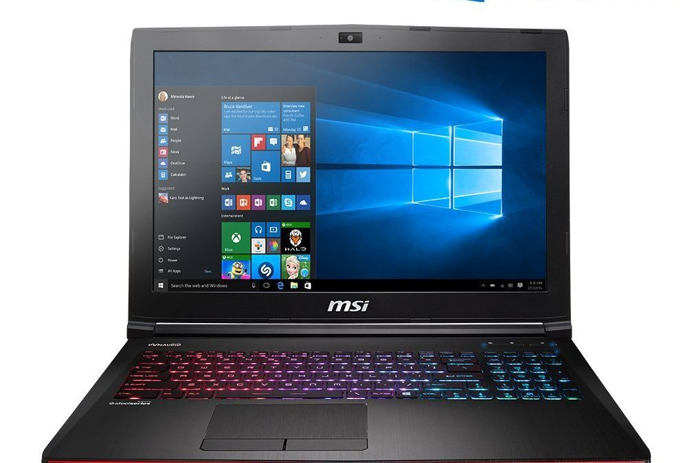 MSI GE62 APACHE-276 – Review