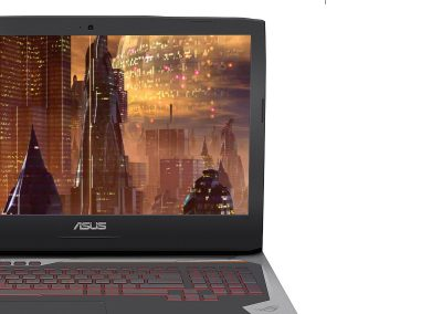 ASUS ROG G752VS OC Edition Full HD G-Sync Display