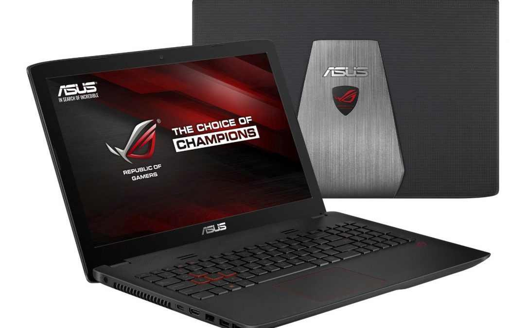 ASUS ROG GL552VW-DH74 Laptop Review