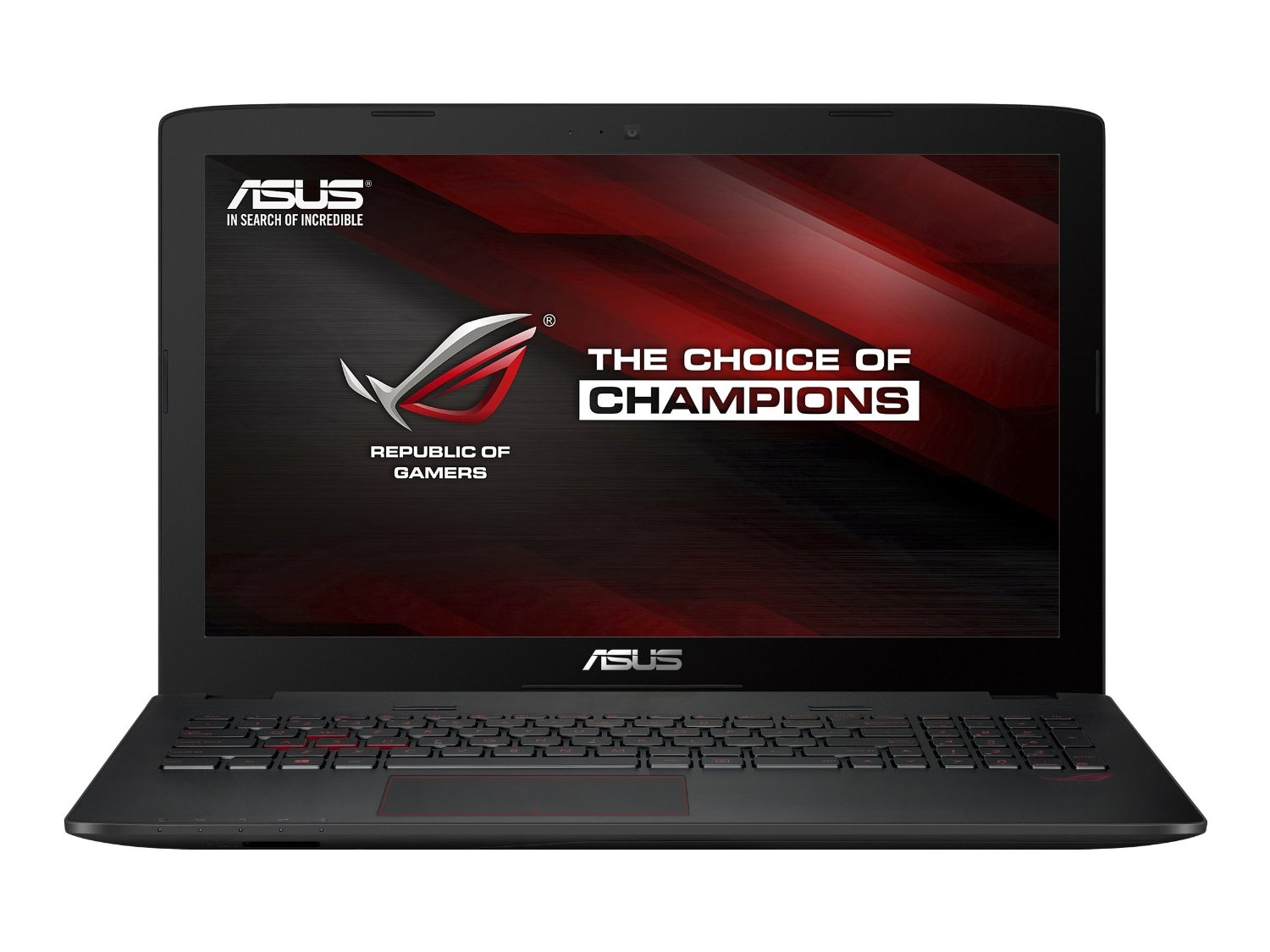 ASUS ROG GL552VW-DH74 gaming laptop