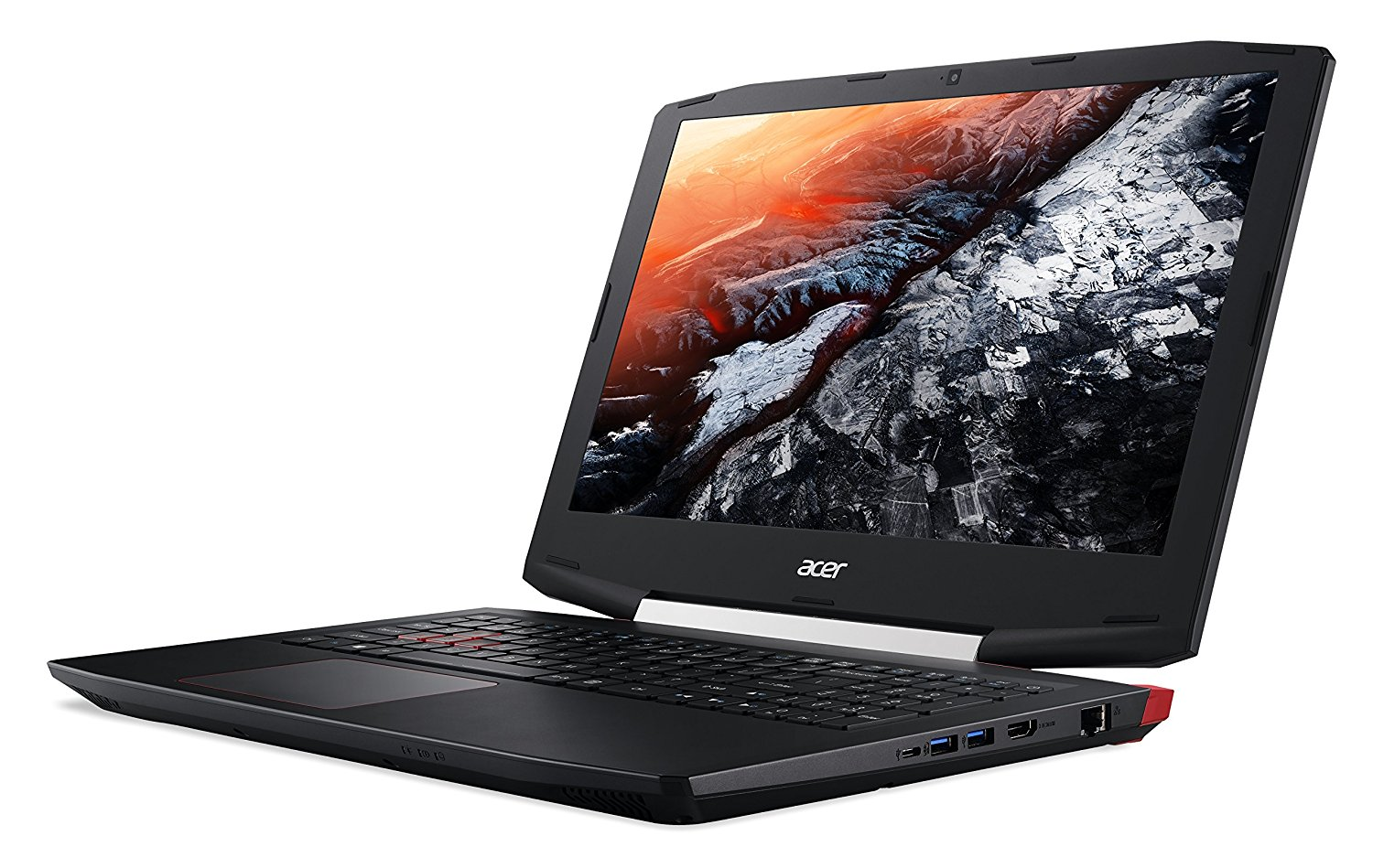 Acer Aspire VX 15 review angle