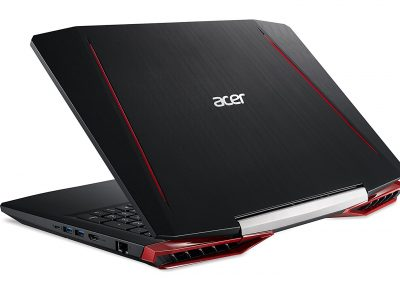 Acer Aspire VX 15 review back angle