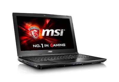 MSI GL62 7QF-1660 review