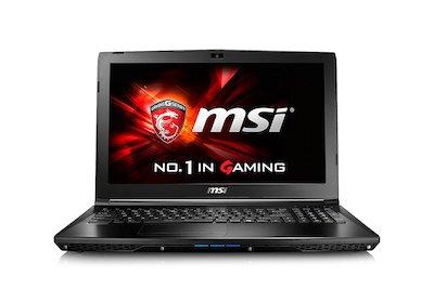 MSI GL62 7QF-1660 screen